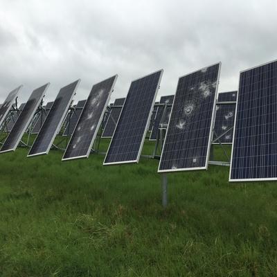 Utility And Megawatt Solar Megawatt Solar Solar Farms
